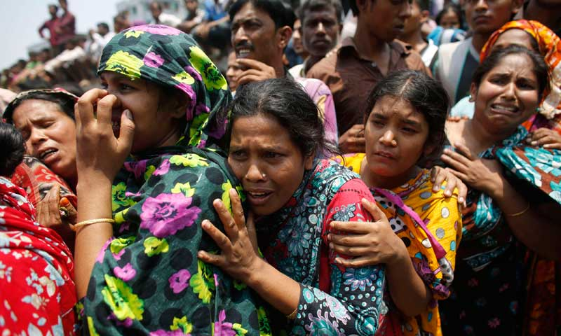 human rights issues rana plaza