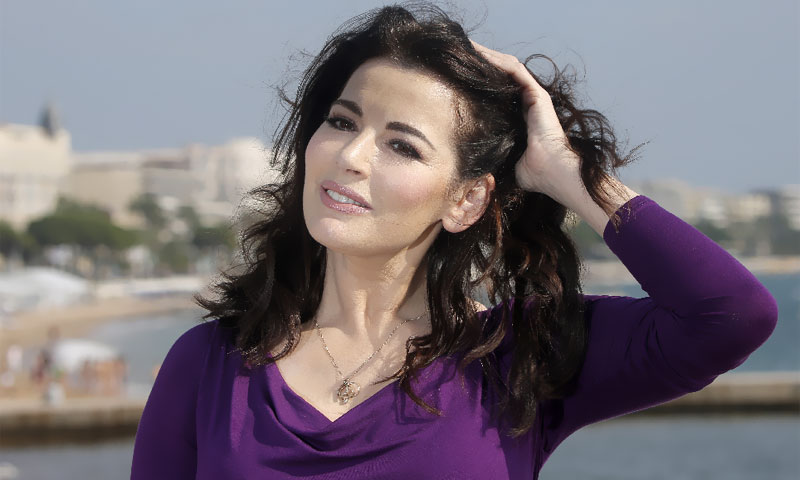 English food writer, journalist and broadcaster, Nigella Lawson.–AP (file) Photo
