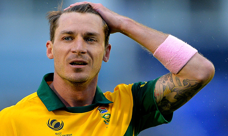 Steyn was ruled out with a groin injury. -Photo by AFP