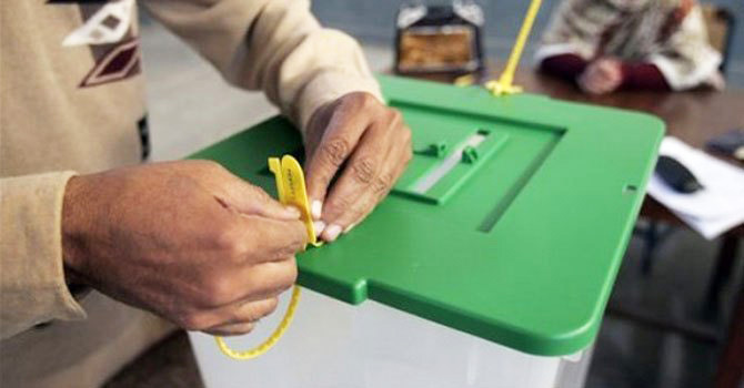 A PML-N candidate was declared winner by ECP from PS-14 Jacobabad which was later overturned through recounting. – File Photo