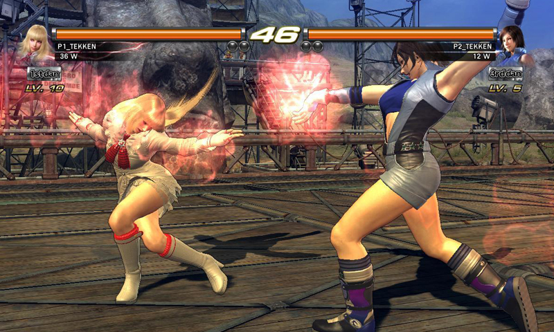 Game Hub: Tekken Revolution - DAWN.COM