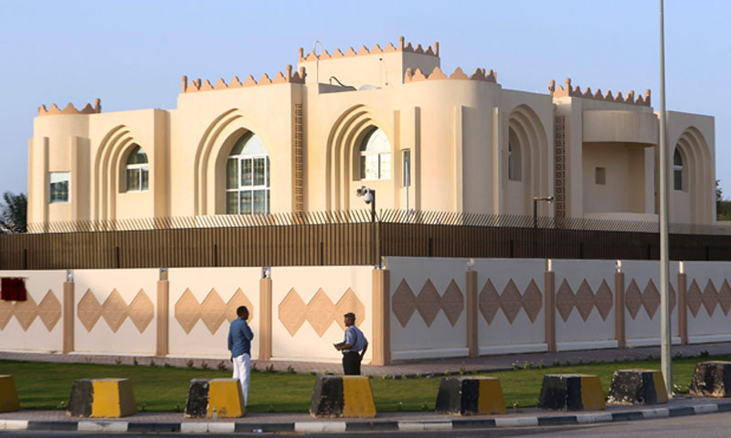 """We welcome the opening of the Taliban office in Qatar, and we are happy about it,"" Mullah Ehsanullah, a local Taliban fighter in the Zherai district of the southern province of Kandahar, told AFP by telephone. - File photo"