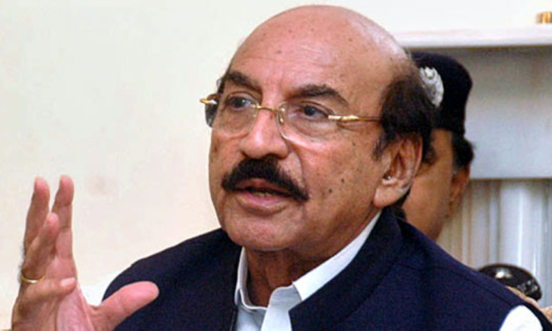 The APC would be headed by the province's Chief MInister  Qaim Ali Shah. — File Photo