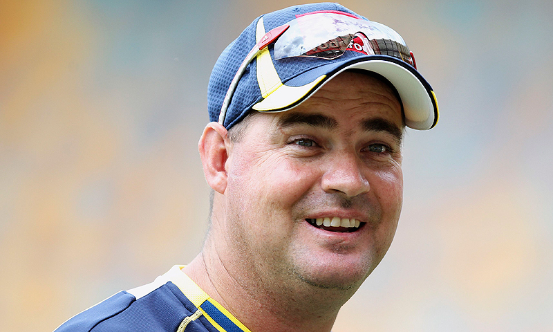 Mickey Arthur. -Photo by Reuters