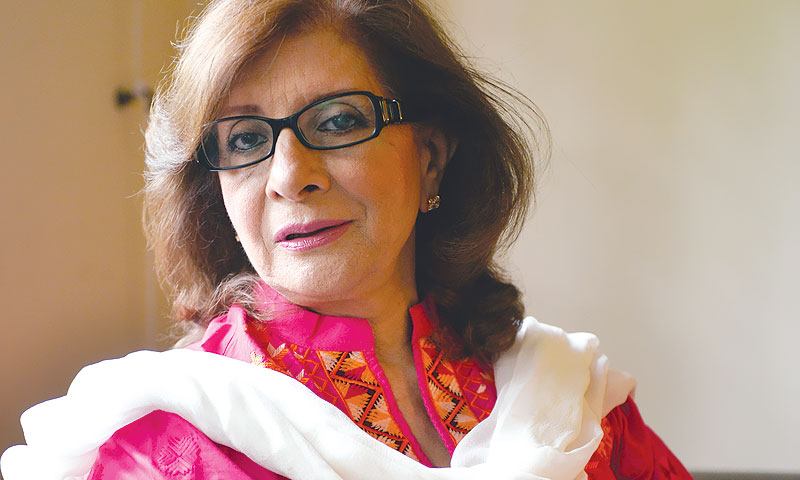 Sultana Siddiqi.–Photo by White Star