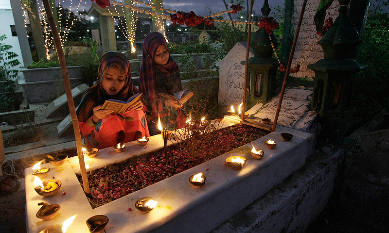 Shab E Barat The Night Of Forgiveness Dawncom