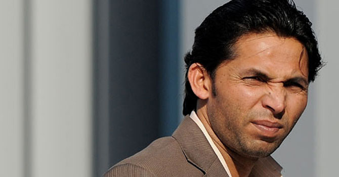 Banned cricketer Mohammad Asif. – File Photo