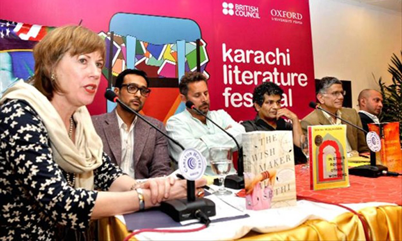 Literature festivals with a strong focus on Pakistani English-language writing have become popular in the country in recent years; in the first half of 2013, Pakistan for the first time saw a grand total of three such festivals, one for each major city.