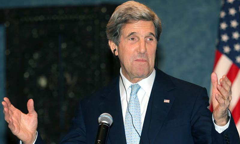 US Secretary of State, John Kerry.  — File Photo by AFP