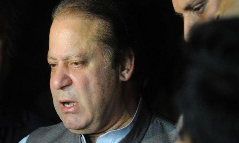 Prime Minister Nawaz Sharif. — File