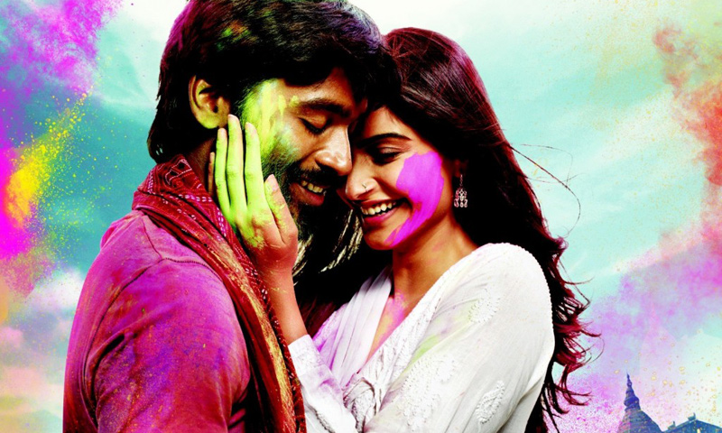 """Raanjhanaa"" movie poster. — Courtesy Photo"