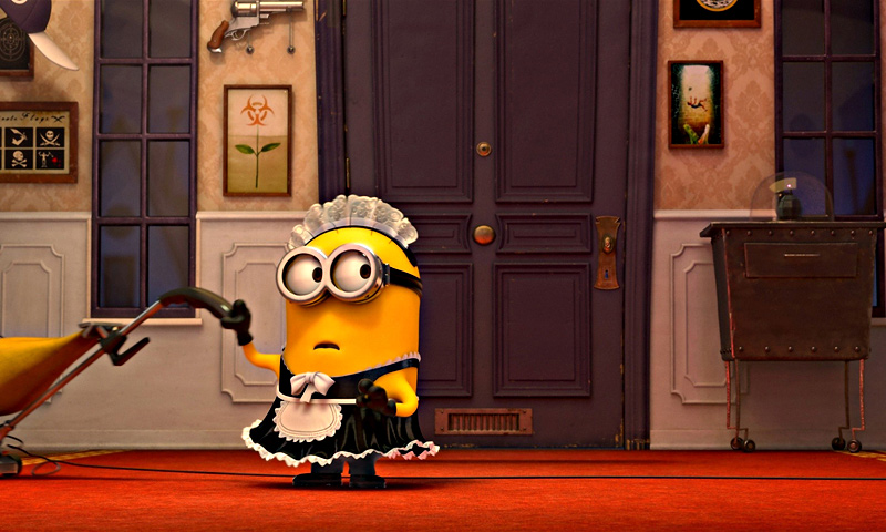 'Despicable Me 2'. — Courtesy Photo