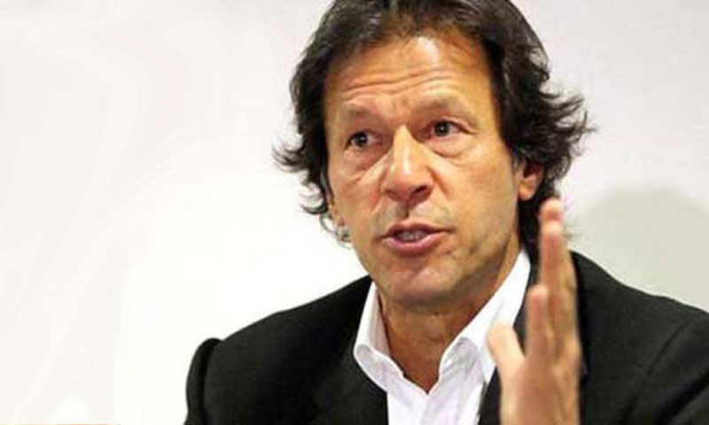 PTI chief Imran Khan.—File Photo.
