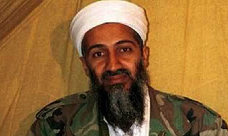 Osama Bin Laden.—File Photo