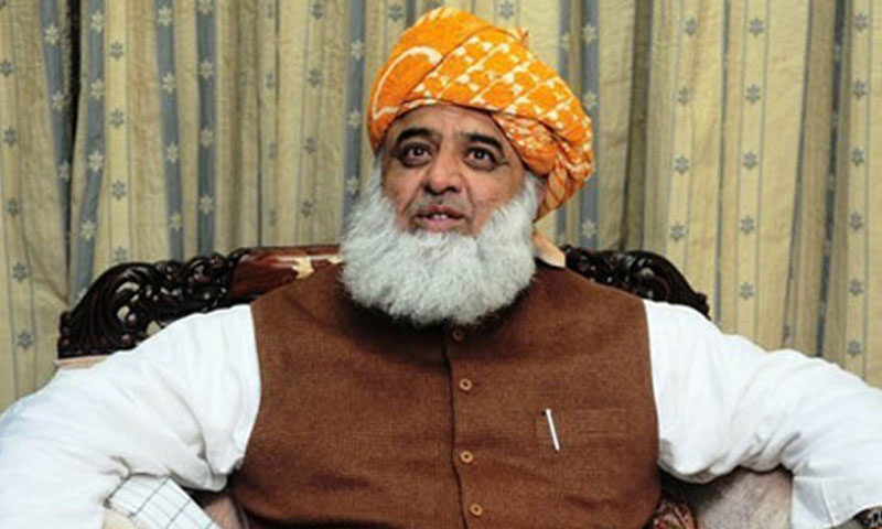JUI-F chief Maulana Fazlur Rehman.—File Photo