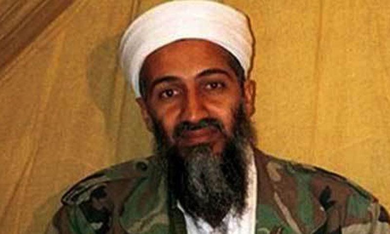 Osama Bin Laden.—File Photo
