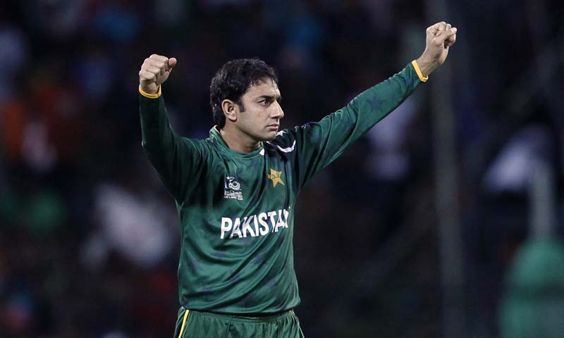 Saeed Ajmal was the pick of the bowlers- Reuters Photo