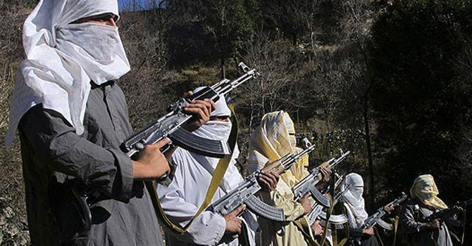 Taliban fighters.  — File Photo