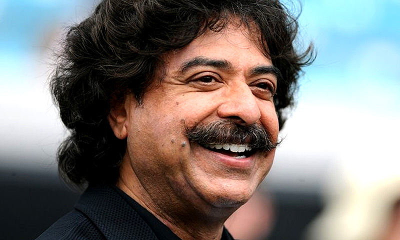 Shahid Khan. -File photo