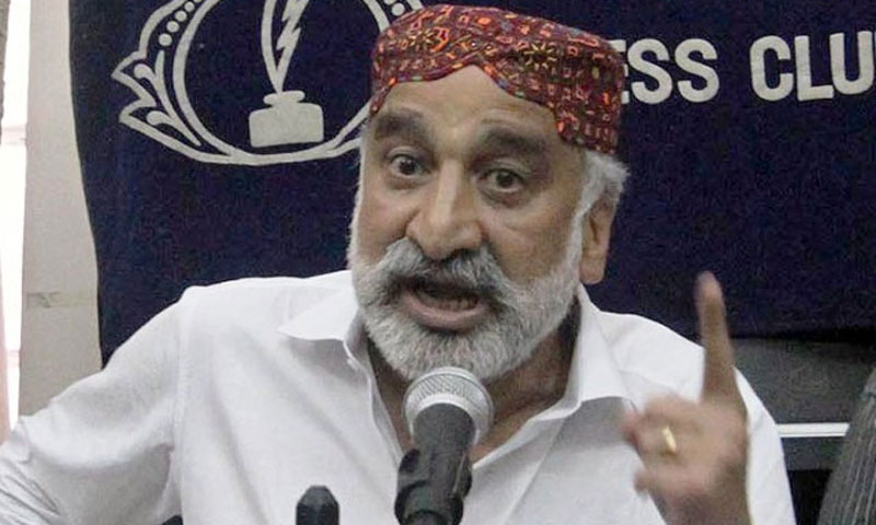 Sources in Mirza's family told Dawn.com that the former provincial minister would meet Scotland Yard officials in next few days.  – File Photo