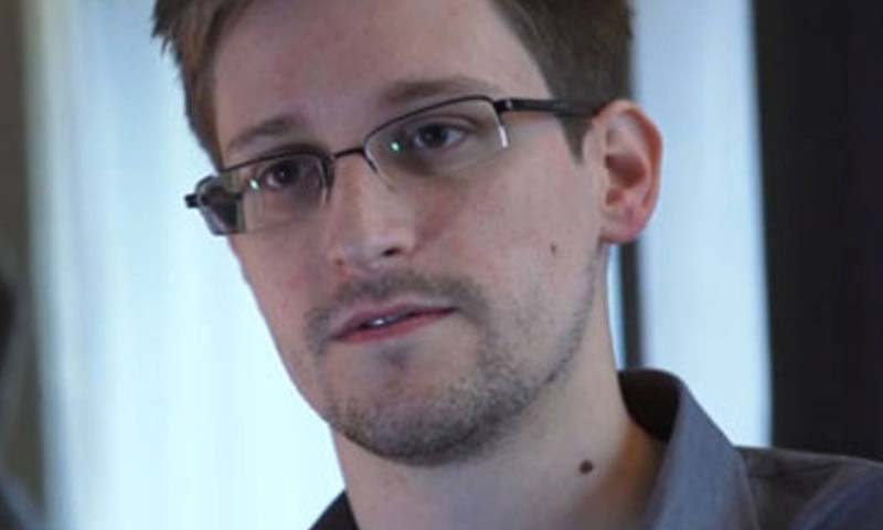 Edward Snowden.—File Photo
