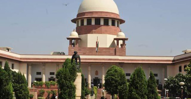 The Supreme Court of India.  — File Photo