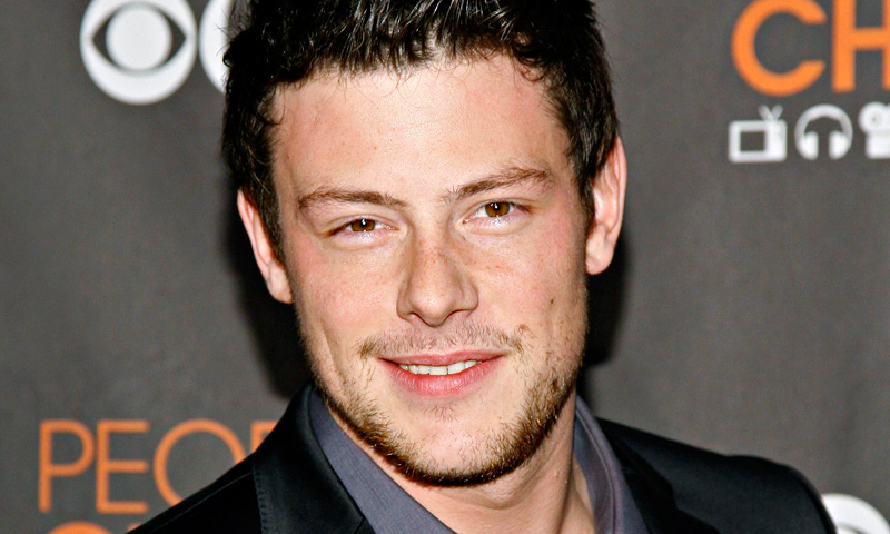 Cory Monteith arrives at the 2010 People's Choice Awards in Los Angeles in this January 6, 2010 file photo. — Reuters Photo