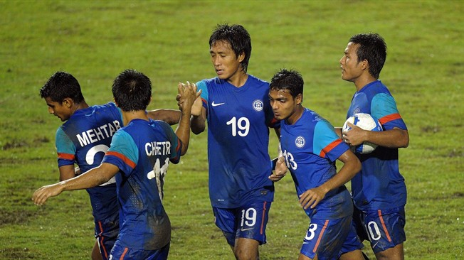 Indian Clubs Claim the proposed league would result in the I-league's demise -Photo by AFP