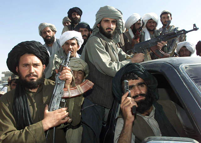 The rise of the Taliban and the al Qaeda in the 1990s is seen to symbolise the emergence of 'Islamic Neo-Fundamentalism.'