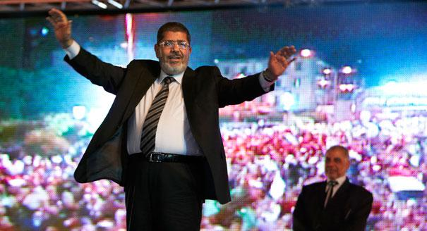 Muhammad Morsi, a member of Egypt's Muslim Brotherhood, was elected President of Egypt in 2012. Within a year he fell from grace as millions of his opponents took to the streets demanding his resignation. He was ousted in a military coup in July 2013. Like most moderate components of modern-day Islamism, Morsi too ended up creating polarisation and administrational chaos by trying to couple solutions to non-religious issues with certain ill-defined religion-orientated alternatives and manoeuvres.