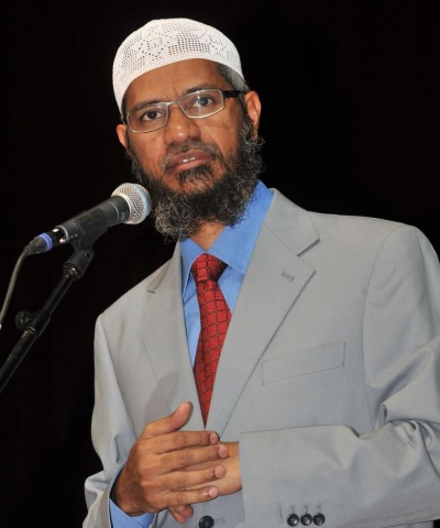 Zakir Naik is one of the most well-known faces of modern-day Islamic Fundamentalism. His lectures are popular among urban middle-class Pakistani and Indian Muslims.