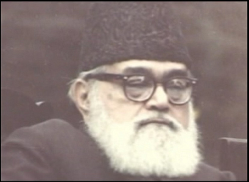 Abul Aala Maududi: One of the pioneering intellectuals and theoreticians of 20th century 'Islamism.'