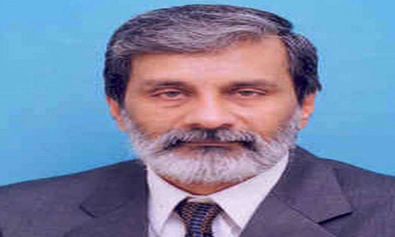Sindh High Court judge Justice Maqbool Baqar.—File Photo.