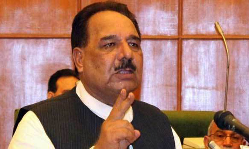 Azad Jammu & Kashmir Prime Minister Chaudhry Abdul Majeed.—File Photo