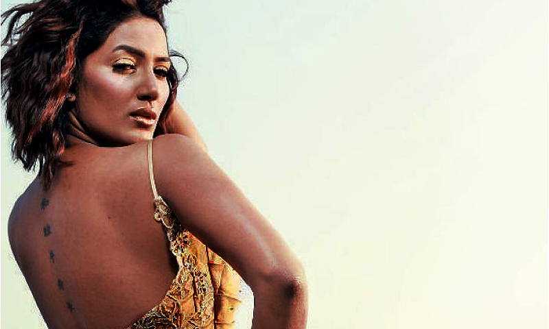 The 50-second advertisement stars Mathira, one of the country's most well-known actor-models. — Dawn file photo.