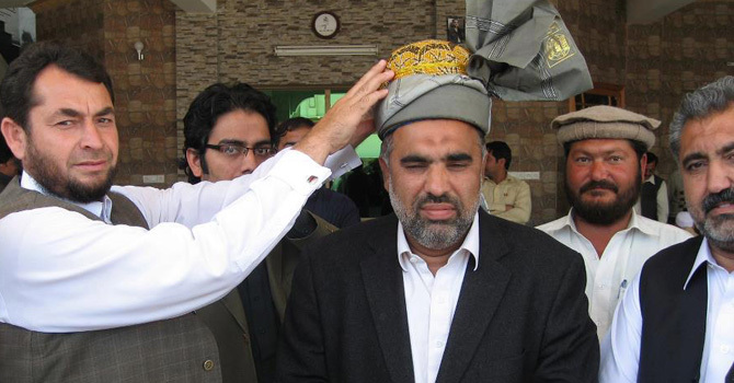 Khyber Pakhtunkhwa Assembly Speaker Asad Qaisar.  — File Photo