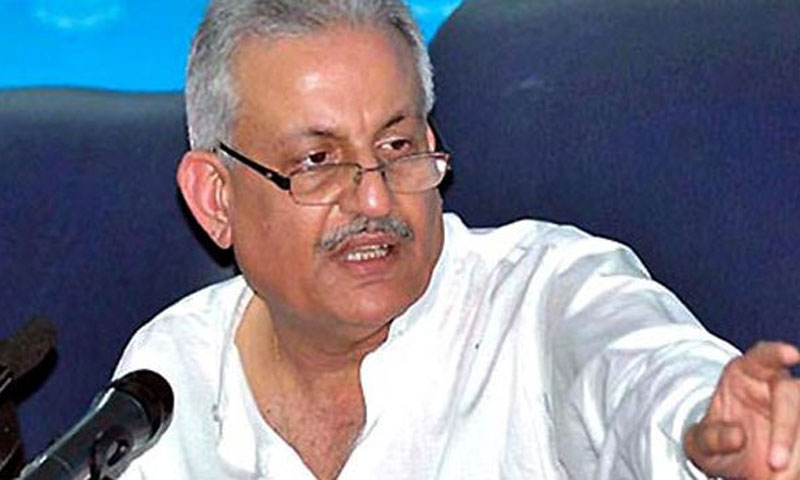 PPP Senator Raza Rabbani. — File photo