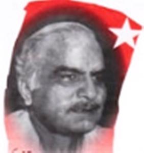Major Ishaq Mohammad.