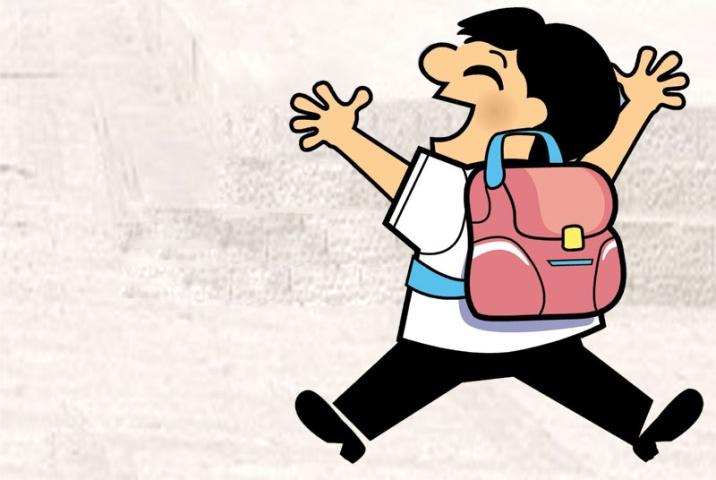 Going school