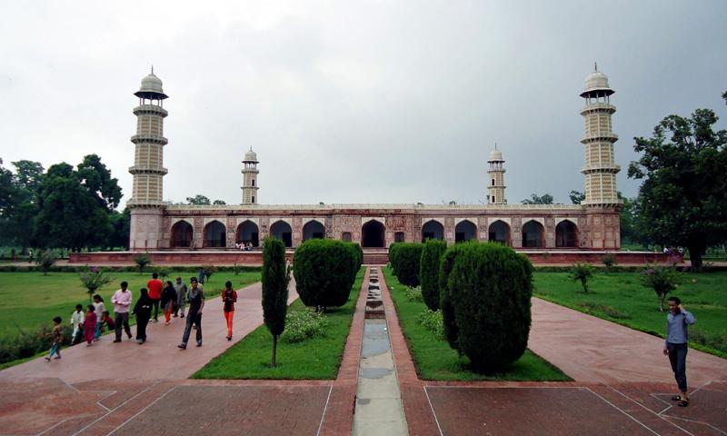 Image result for jahangir tomb