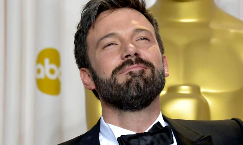 Ben Affleck. - Photo by AFP