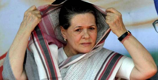 Sonia Gandhi - File Photo