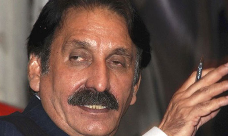Chief Justice Iftikhar Muhammad Chaudhry headed a five-member Supreme Court bench which was hearing the Karachi unrest case at SC's Karachi registry on Thursday. – File Photo