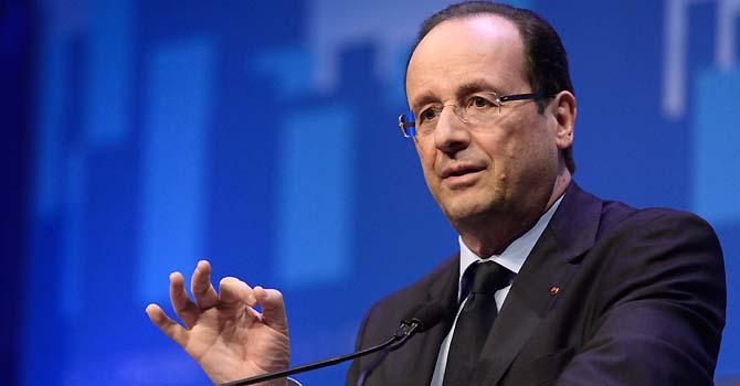 French President Francois Hollande - File Photo/AFP
