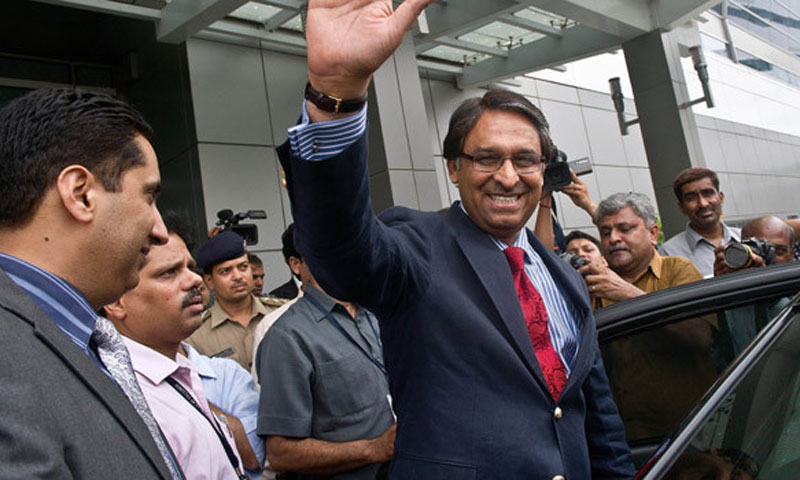 Foreign Secretary Jalil Abbas Jilani. — File Photo
