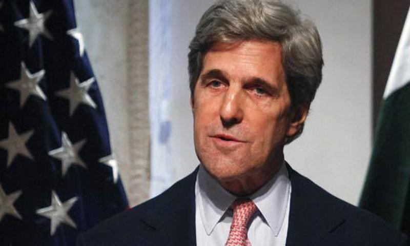 US Secretary of State John Kerry. — File Photo