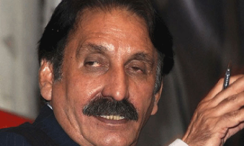Chief Justice of Pakistan Iftikhar Muhammad Chaudhry. — File photo