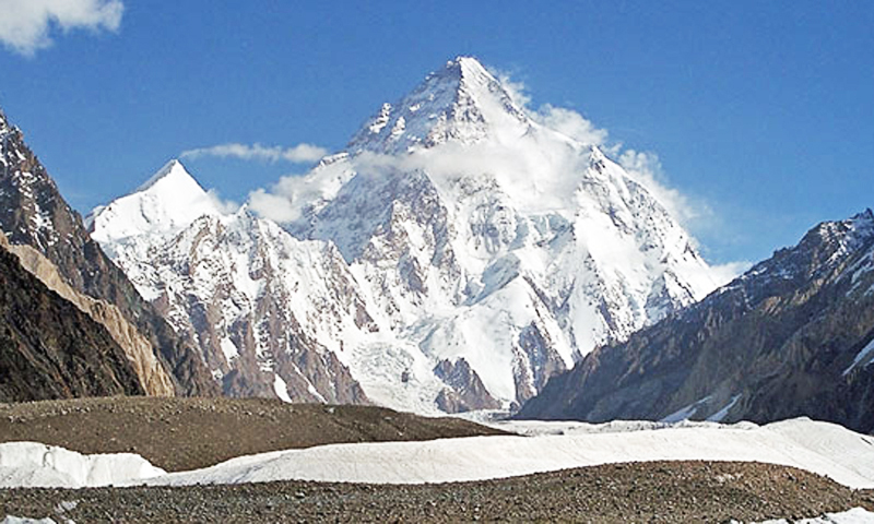 Unlike last year, most seasoned climbers had aimed to summit not just one but two to three 8,000 metres-plus peaks in the Karakoram Range. -File Photo