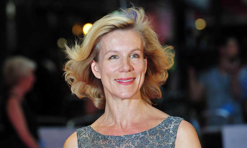 British actress Juliet Stevenson attends the world premiere of Diana in central London on September 5, 2013. The film is a biopic of the late princess of Wales who died in a Paris car crash in 1997, and follows Diana's romance with London-based Pakistani surgeon Hasnat Khan, whom many friends of the princess say was her real love. — Photo by AFP