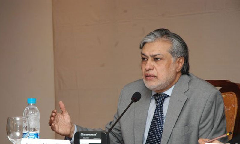 The Economic Coordination Committee of the Cabinet Saturday, with Federal Minister for Finance Ishaq Dar in the chair, discussed a proposal for an interim relief for the Pakistan Steel Mills. – File Photo